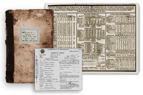 Uma compilação de registros históricos